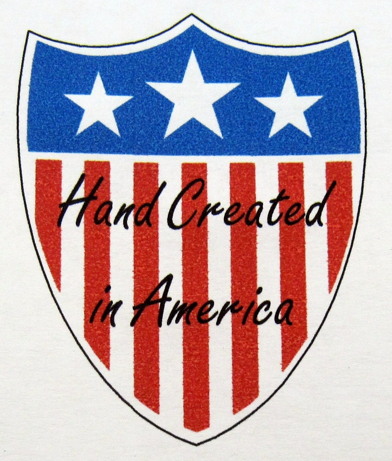 Handcreated in America